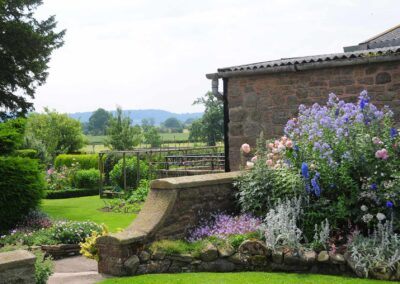 gardens-view-south-shropshire-hills-walking-holiday