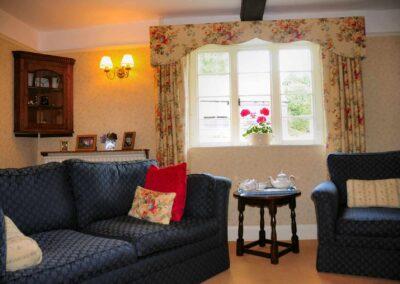 living-room-bed-breakfast-cardington-shropshire