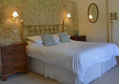 Court farm double room